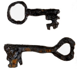 Chiavi in ferro (foto Roberto Macrì)