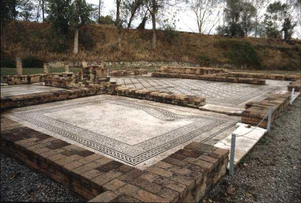 Russi, Villa romana (www.archeobologna.beniculturali.it)